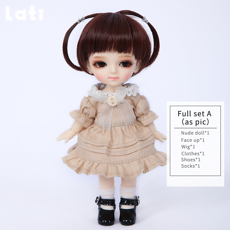 Lati Yellow Coco SD BJD Dolls 1/8 Body Model BB Girls Boys Toys Shop Dollhouse Silicone Furniture Children Friends Surprise Gift-in Dolls from Toys & Hobbies    3
