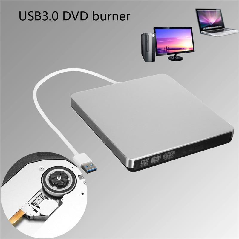 External USB 3.0 DVD CD-RW Drive Writer Burner DVD Player Optical Drives For Laptop Desktop PCExternal USB 3.0 DVD CD-RW Drive Writer Burner DVD Player Optical Drives For Laptop Desktop PC