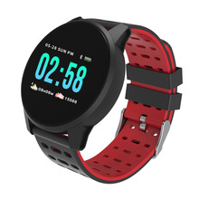 smart bracelet fitness heart rate blood pressure monitoring men women health sports Step wristband Bright screen smartwatch