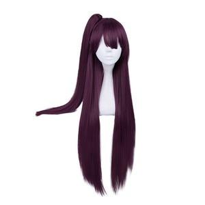 Image 4 - New Girls Frontline cosplay costume Walter WA2000 cos fashion wig tie glove uniform clothing for girl women anime set