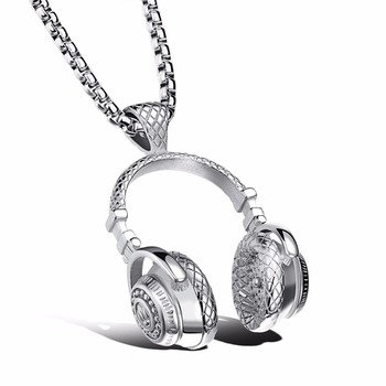 WannaVin Headphones Necklaces 2