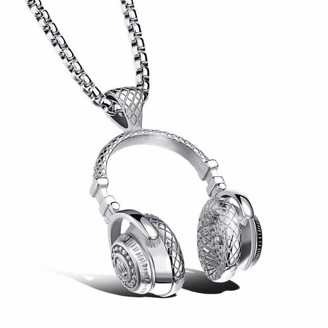 WannaVin Headphones Necklaces 2