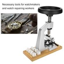 5700 # Banco Relojoeiro Ferramentas de Reparo Assista Case Opener Com Base de Metal para Rolex/Tudor