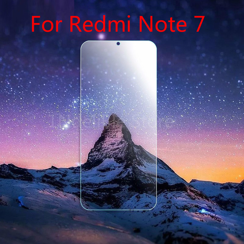 9H Glass For Xiaomi Redmi S2 5a 6a 4a 4x  Note 5 6 Pro 7 Protective Glass On The For Xiomi Red Mi A4 A5 A6 X4 S2 Glass Film