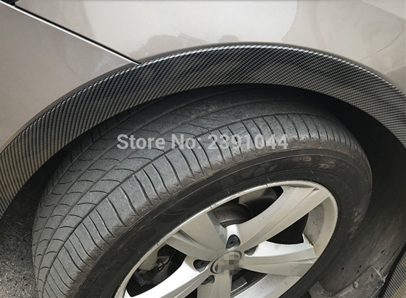 Wide Body Fender Flare Arch Extension Rubber Strips Long 1.5m For Infiniti QX70