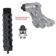 Машинный масляный радиатор, фильтр, односторонний воздушный клапан 5541525 93186324 55353322 12992593 для Cruze для Aveo Opel для Vauxhall Astra