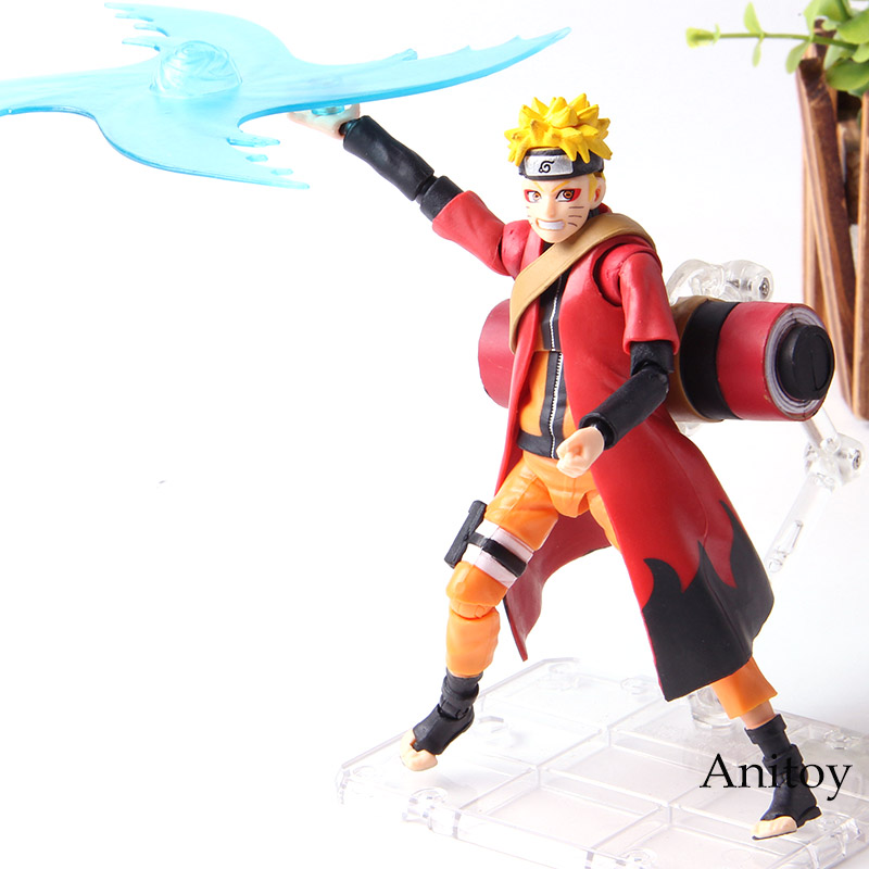 SHFiguarts Naruto Uchiha Itachi Moloing PVC Action Figure Collectible Model Toy