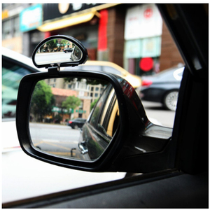 Image 5 - Car Blind Rearview Mirror High Definition Convex Glass Wide Angle Rear View Auxiliary Blind Spot Mirror Parking Reference Mirror