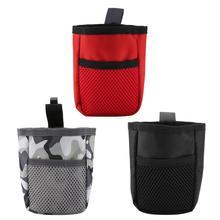 Портативный уличный тренировочный мешок для еды для домашних животных, сумка для тренировок послушанию, поясная сумка, многофункциональный мешок для кормов животных, карман