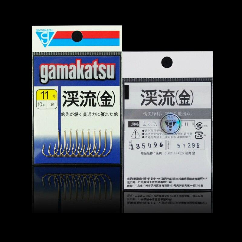 japao importou gamakatsu anzol de ouro da sharp farpado ganchos carpa isca minhoca pesca isca peche