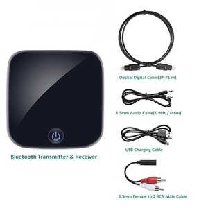 Image 5 - DISOUR BTI029 2 IN 1 Bluetooth 5.0 Receiver Transmitter CSR8670 Wireless Audio Adapter SPDIF 3.5MM AUX Audio For TV Car ATPX HD