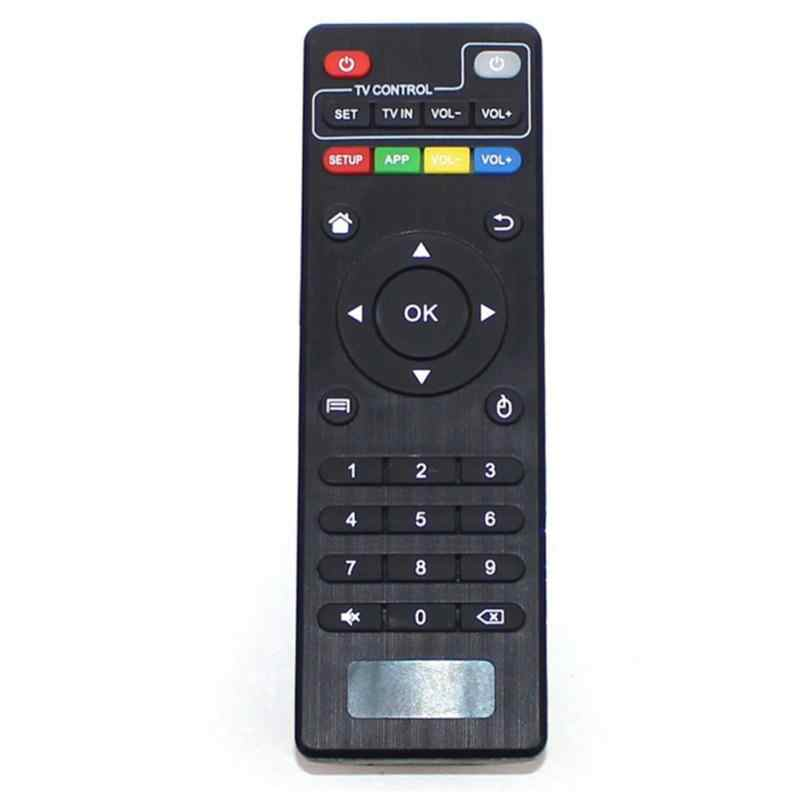 Baru Universal Smart TV Remote Control Set Top Box Remote Control untuk Android Smart TV Box untuk Mxq Pro 4K X96 T95M T95N M8S