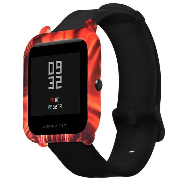 All Inclusive Soft Protective Cover Smooth Anti Break Crack Protection Painted Watches Case For Huami AMAZFIT Youth Edition