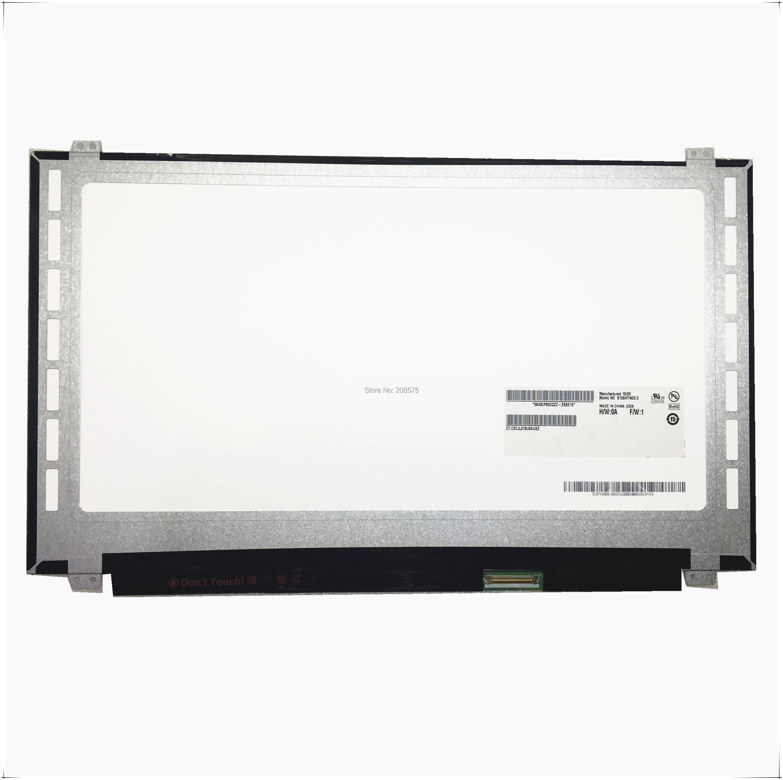 Free shipping B156HTN03.3 B156HW03 N156HGE-LA1 N156HGE-LB1 B156HTN02 B156HTN03 LED Display Laptop Screen 1920*1080 LVDS 40 pins(China)