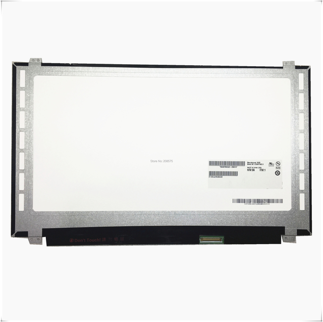 b0d60a99acb6 Free shipping B156HTN03.3 B156HW03 N156HGE-LA1 N156HGE-LB1 B156HTN02  B156HTN03 LED Display Laptop Screen 1920*1080 LVDS 40 pins