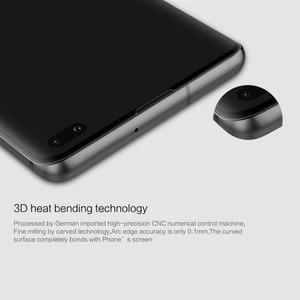 Image 4 - Für Samsung Galaxy S10 + Plus Gehärtetem Glas NILLKIN 3D CP + MAX Sicherheit Schutz Screen Protector für Samsung S10 plus S10e