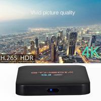 GTMEDIA G3 Alpha 2+16G Android 7.1 S905X Quad Core WiFi BT4.0 Set Top Box Set top Unit Android TV Box Smart TV Case