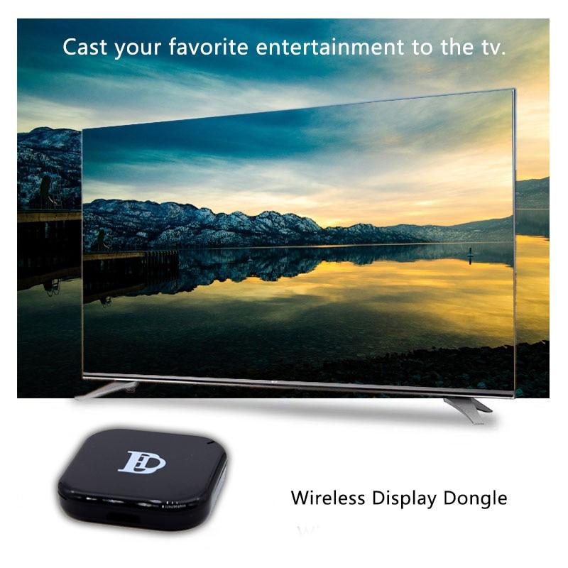 2019 1080 p Tv Stick pour Google Chromecast X7 Wifi Hdmi Dongle Rk3036 pour DLNA/Miracast/Chrom/Netfliex/Youtube/muti-screen