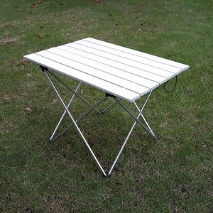 Image 2 - Portable Table Foldable Hiking Table Picnic Table Ultralight Outdoor Folding Table