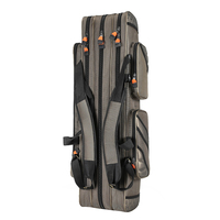 Outdoor 3 Layer Fishing Bags Waterproof Fishing Tackle Bag Fishing Rod Bag Pole Bags Storage Case Carp Fishing Tackle