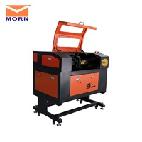 portable aluminum Portable household mini laser cutting engraving machine with electrical lift table and aluminum table (2)