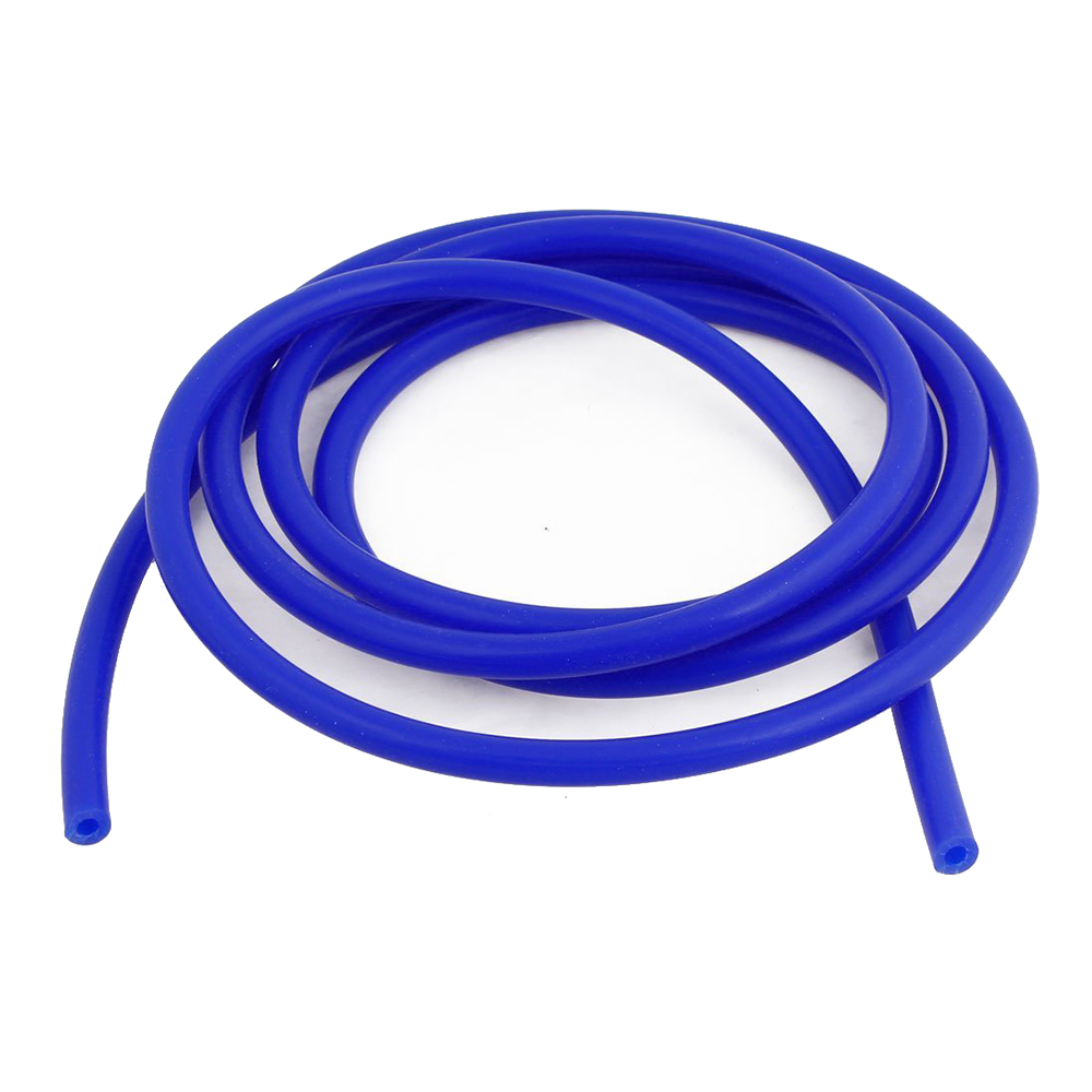 WSFS Hot ID 4mm Silicone Hose Vacuum Hose 2M Long Blue Flexible Soft Rubber Hose Tube Pipe 4 x 9mm Pipe diameterWSFS Hot ID 4mm Silicone Hose Vacuum Hose 2M Long Blue Flexible Soft Rubber Hose Tube Pipe 4 x 9mm Pipe diameter