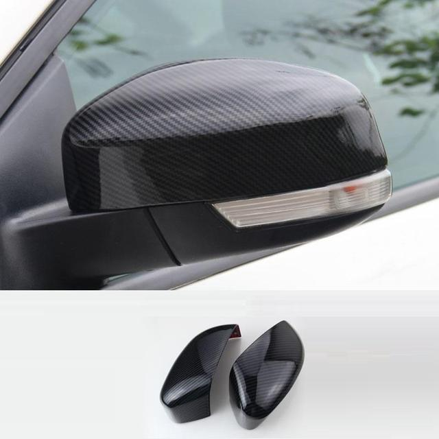 Chromium Door Handle Cup Gear Exterior Fashion Protecter Modification Car Styling Sticker Strip Mouldings 12 FOR Ford Focus