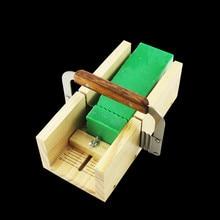Ручной работы Diy инструмент для резки мыла, резиновое дерево регулируемое устройство для резки мыла, простое изготовление мыла фиксированные опорные принадлежности