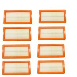 SANQ 8 шт. фильтр Karcher для Ds5500, Ds6000, Ds5600, Ds5800 робот пылесос запчасти Karcher 6,414-631,0 Hepa фильтры моющиеся
