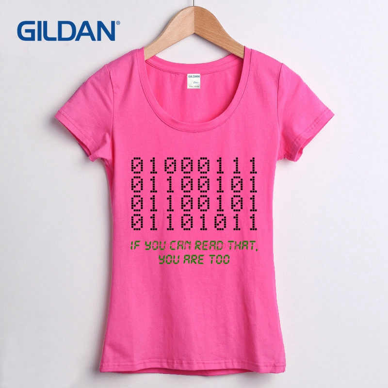 1f13f404 ... Binary and If You Can Read That Programmer Coder Cartoon 2018 Custom T-Shirt  Hop ...
