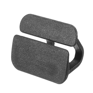 Image 5 - 5 Pcs for Volvo S80 S80L S60 Car Plastic Fasteners Hood Cotton Insulation Hoop Lining Clips Buckle