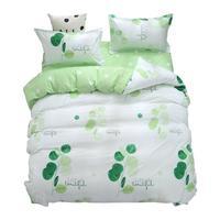 Beddengoed Parrure Lit Edredon Matrimonio Juego Ropa Infantil Kids Bedding Cotton Roupa De Cama Bed Sheet And Quilt Bedsheet Set