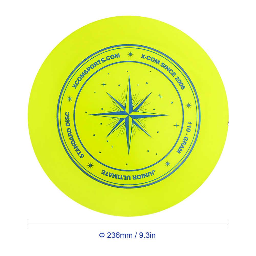 9.3 Inch 110g Stevige Lichtgewicht Plastic Vliegende Schijven Outdoor Beach Play Speelgoed Sport Disc voor Volwassenen Junioren