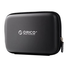 ORICO 2.5inch HDD Case Protect Bag Box for Seagate Samsung WD Hard Drive Power Bank USB Cable Charger External Hard Disk Pouch(China)