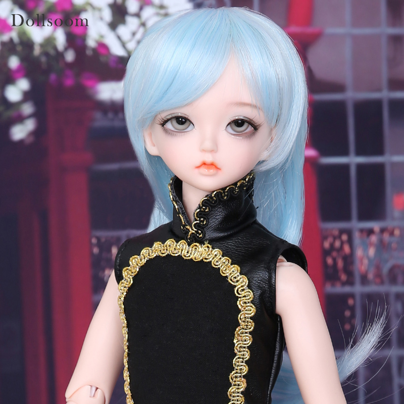 Koori Yuki Ice Elves BJD SD Doll 1 4 Baby Girl Boy Body Model Fashion Dolls