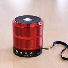 Новый беспроводной Bluetooth Разъем для динамиков-в карты мини портативный плеер динамик радио Телефон Bluetooth аудио