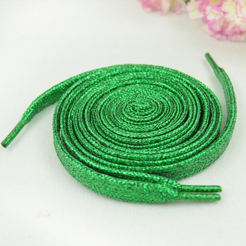 1cm Wide Of Flat Shoelaces Shoe Laces For Sneakers Sport Shoes 8color 80cm