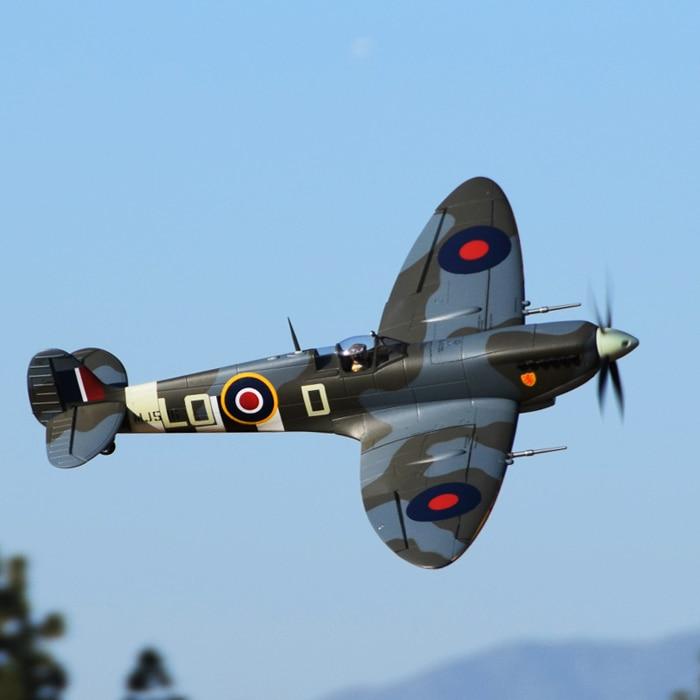 Freewing Model Flight Line 1200mm Spitfire Electric EPO RC Warbird FLW203