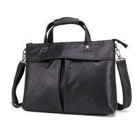 Men's Briefcase Male Genuine Leather Bags Messenger Bag Leather Laptop Bag 793 Men Computer/ Document Crossbody Shoulder Bags
