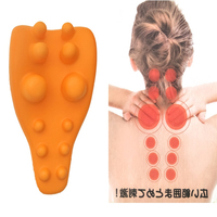 new Spinal Neck Cervical Soothing Massager Soothing Pillow Pad Shiatsu neck/back Massage