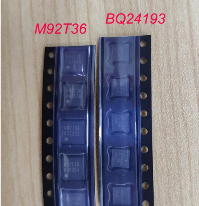 10PCS For Nintend Switch Power ic M92T36 Battery Charging IC Chip BQ24193 P13USB