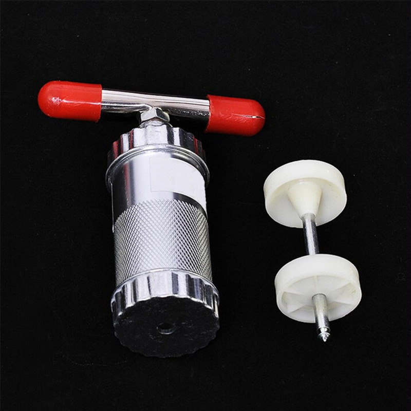 Image 5 - Aluminum Alloy Fishing Bait Shape DIY Grain Bait Maker Fishing Explosion Bait Forming Mold Compressor Fishing Tool-in Parts & Accessories from Home & Garden