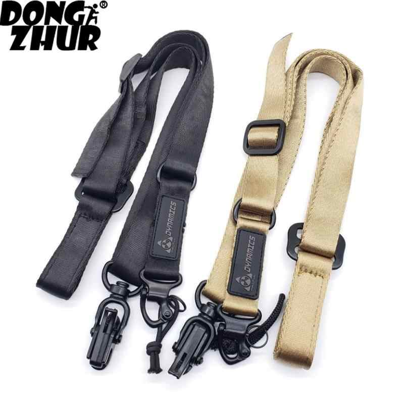 1 Pcs Tactical Multi-Mission Rifle Sling Gun Strap System Mount Set Geschikt voor MS2 YFY5062