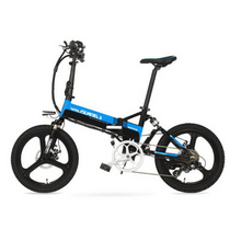 лучшая цена tb311103-1/36V aluminum alloy before and after the shock absorber lithium battery bike 20-inch electric car  adult bike