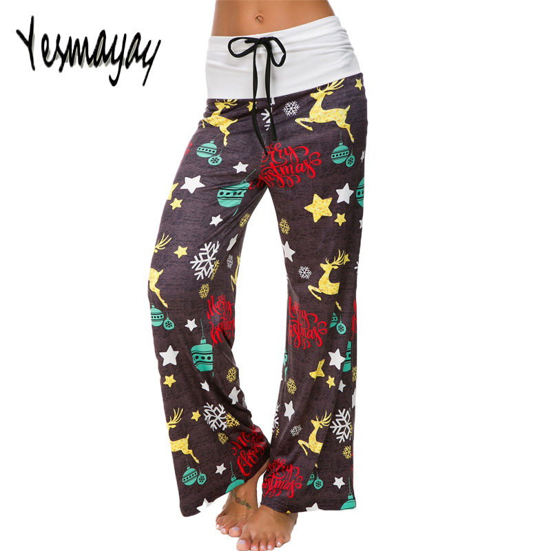 1046a4aa53 Buy christmas pants womens and get free shipping on AliExpress.com