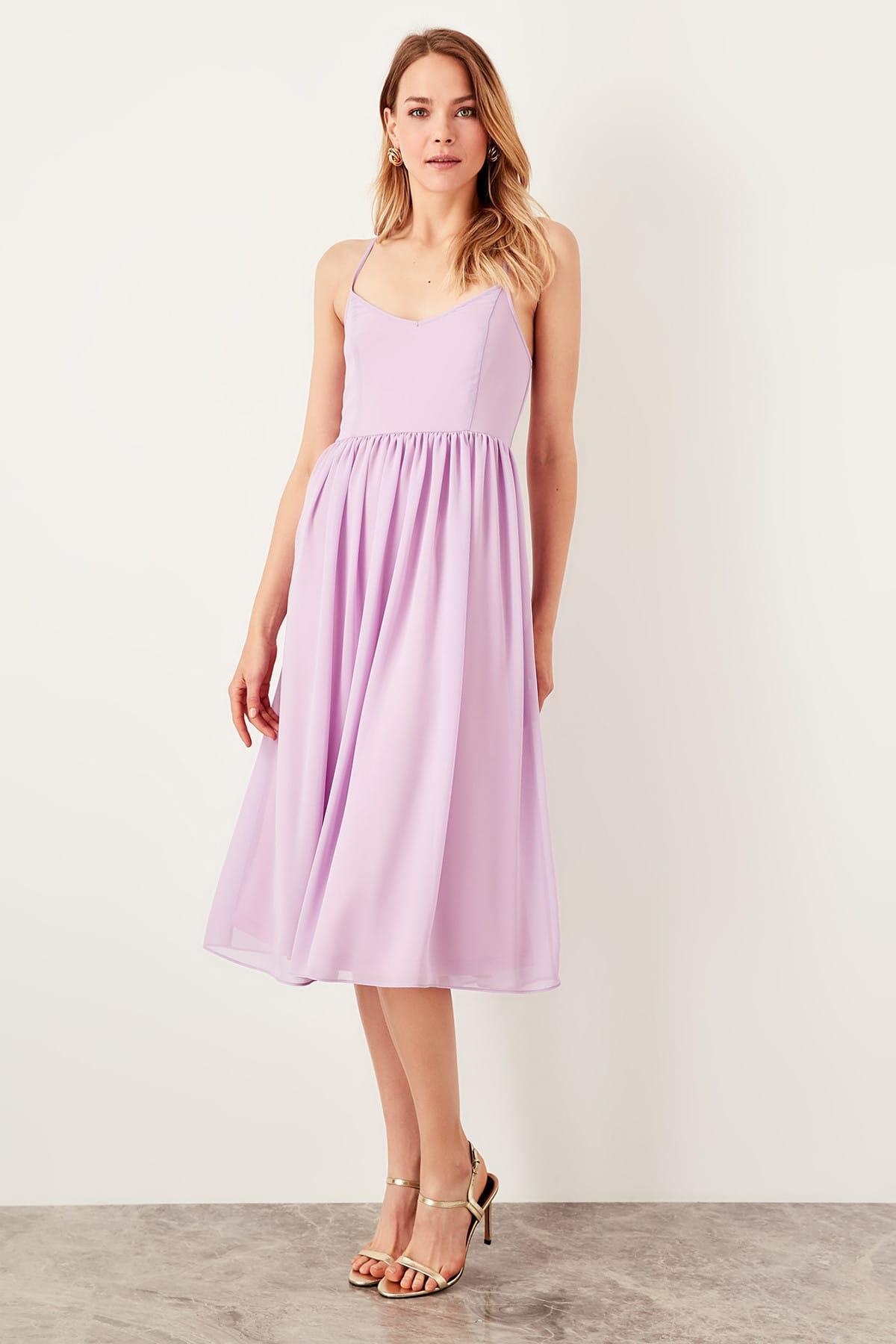 My favorite style dress a short sleeve midi wrap dress