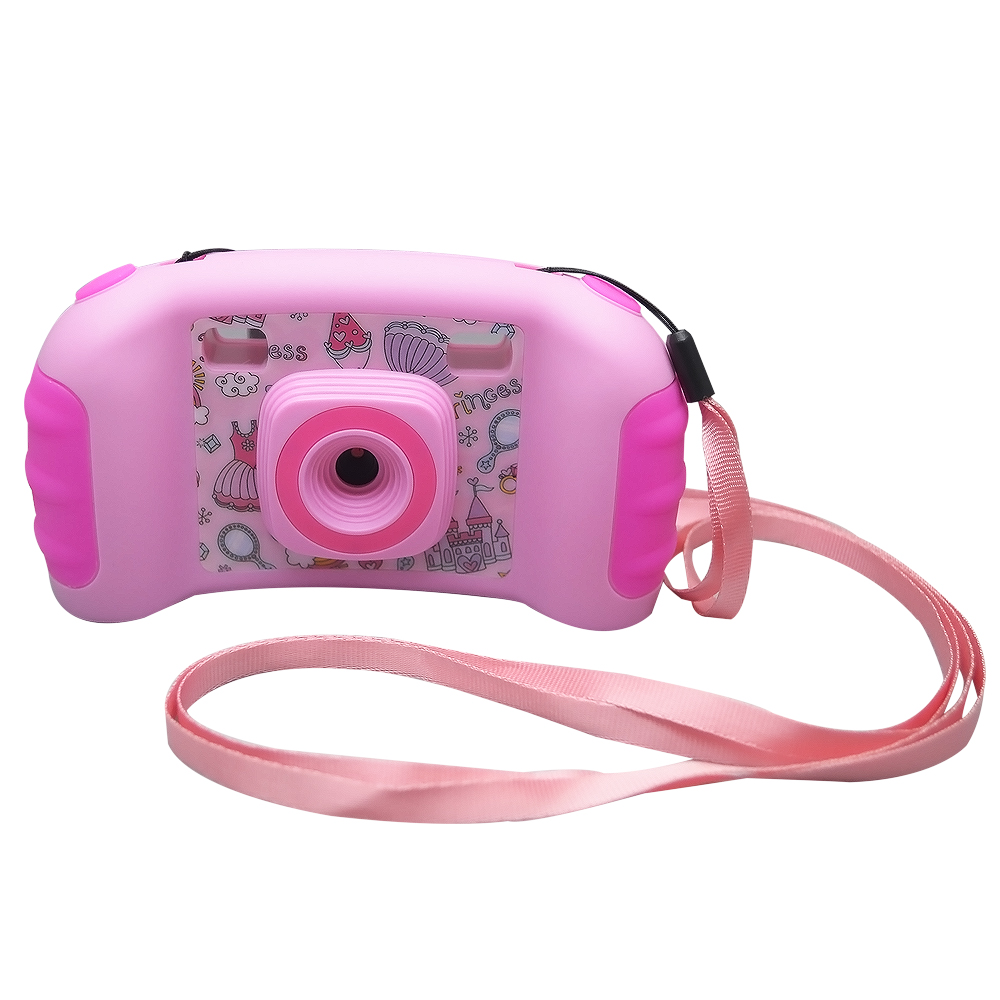 Camera & Photo Consumer Electronics Expressive Newest 1.77inch Hd Cute Kids Play Game Camera For Children Digital Video Hd Camcorder Dv For Holiday Birthday Gi