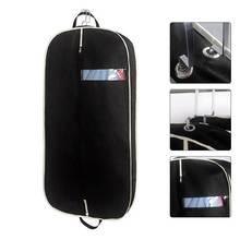 Мужской костюм, сумка для хранения, пылезащитная вешалка, органайзер для путешествий, пальто, одежда для мужчин, Т-образный чехол, принадлежности для аксессуаров, 60*110*10 см