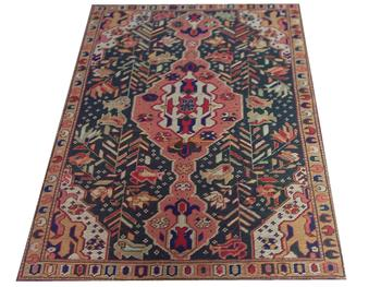 SOUMAK   pure New Zealand wool hand-woven exotic ethnic wind three-dimensional woven carpet  gc150cw-1gc150souyg28