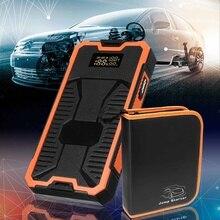 89800 mAh 12 V LCD Portatile Auto Salto di Avviamento Batteria di Alimentazione Ripetitore Accumulatori e caricabatterie di riserva 2A Fast Charger 2 USB di Uscita UK/US/EU Plug